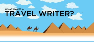 What does make a truly great travel writer?