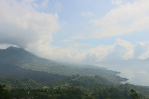 The Batur Lake & Volcano