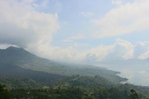 The Batur Lake & Volcano