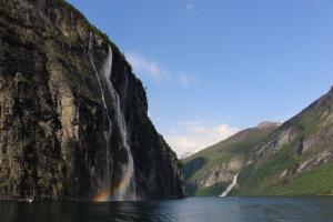 Geirangerfjord-Norway