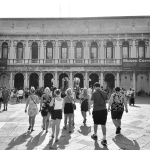 St Mark's Square- Venice
