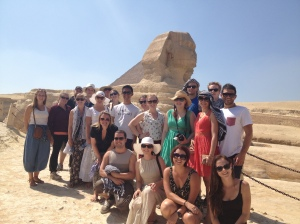 We Sphinx Egypt is Amazing